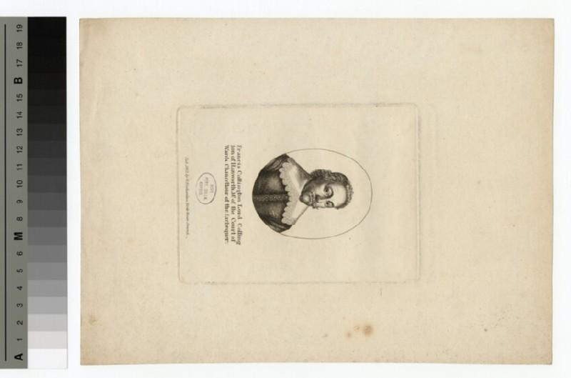 Portrait of Cottington