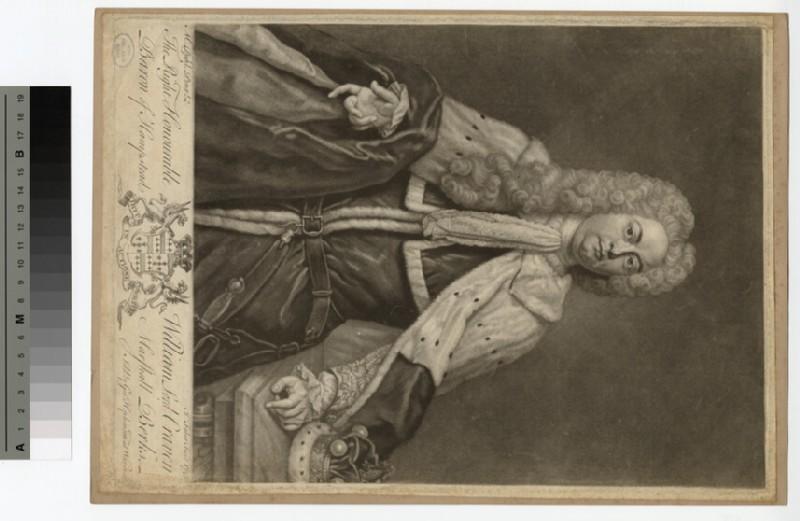 Portrait of Baron Craven