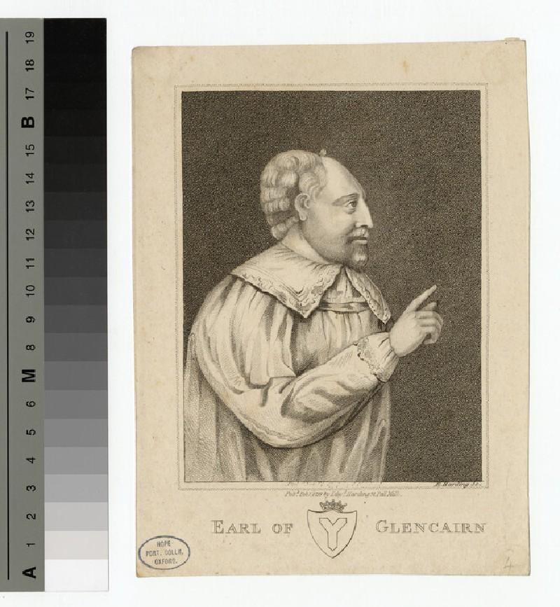 Glencairn, Earl (WAHP15401.1)