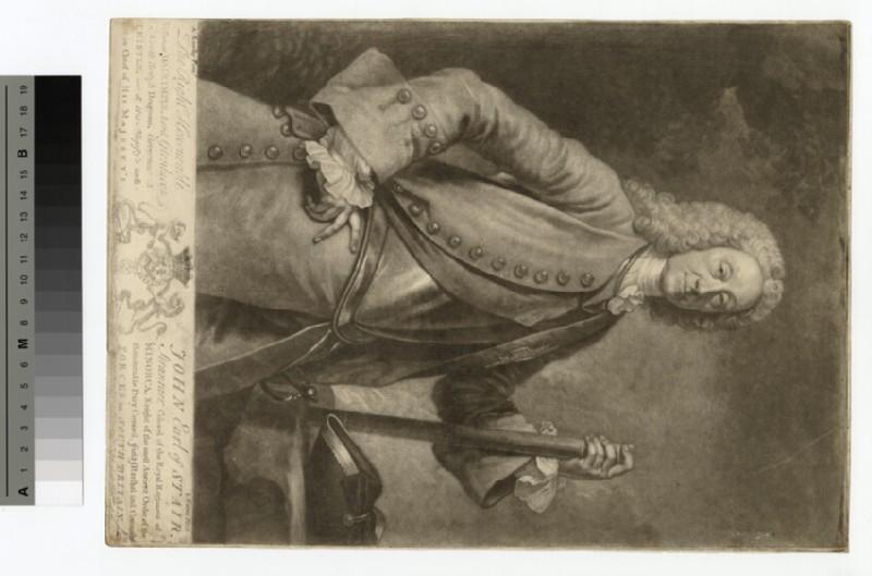 Portrait of Earl of Stair (WAHP15409)