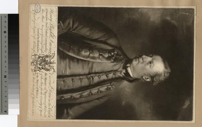 Portrait of Viscount Downe