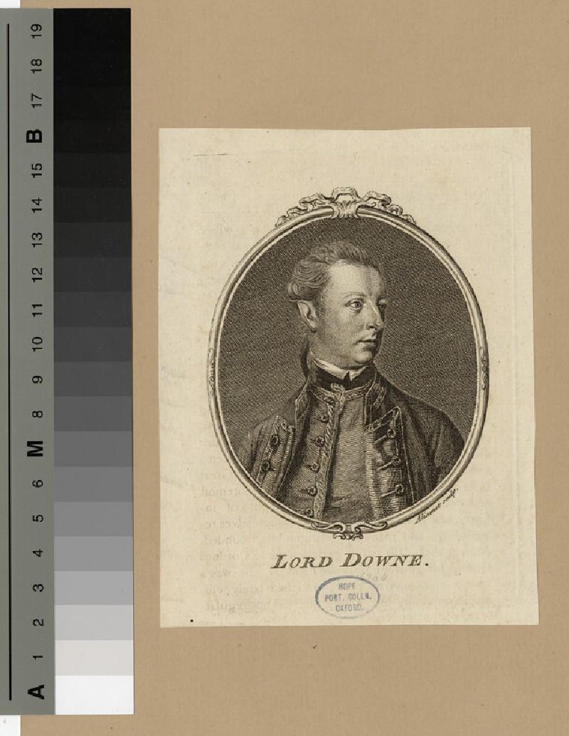 Portrait of Downe