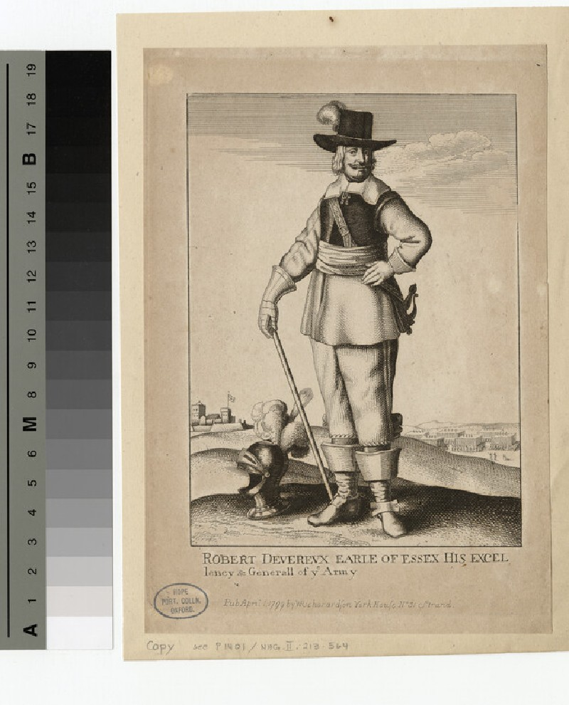 Essex, Earl of (WAHP15461.2)