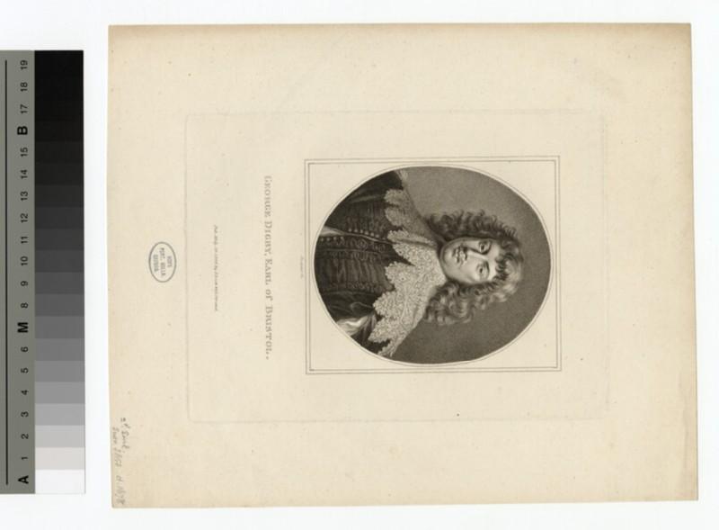 Portrait of Earl Bristol (WAHP15488)