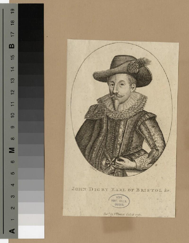 Portrait of Earl Bristol (WAHP15495)