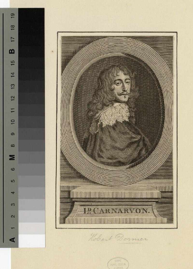 Portrait of Caernarvon
