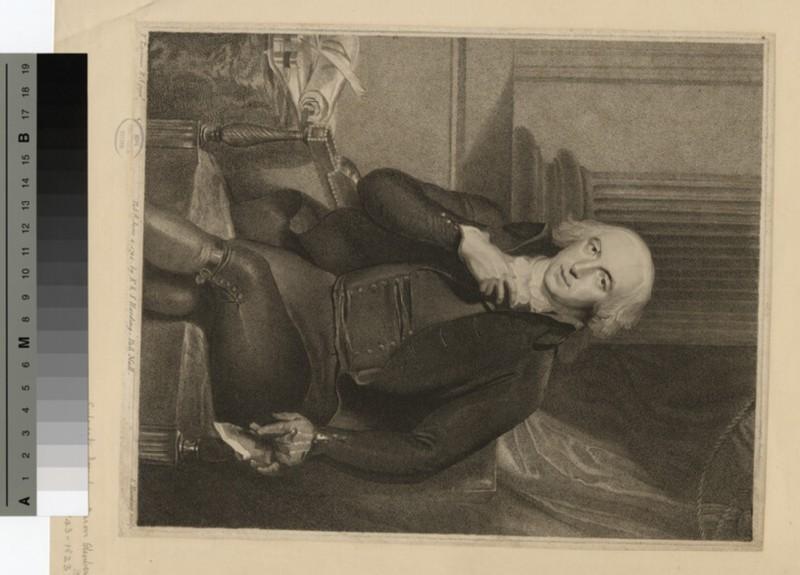 Portrait of Baron Glenbervie (WAHP15532)