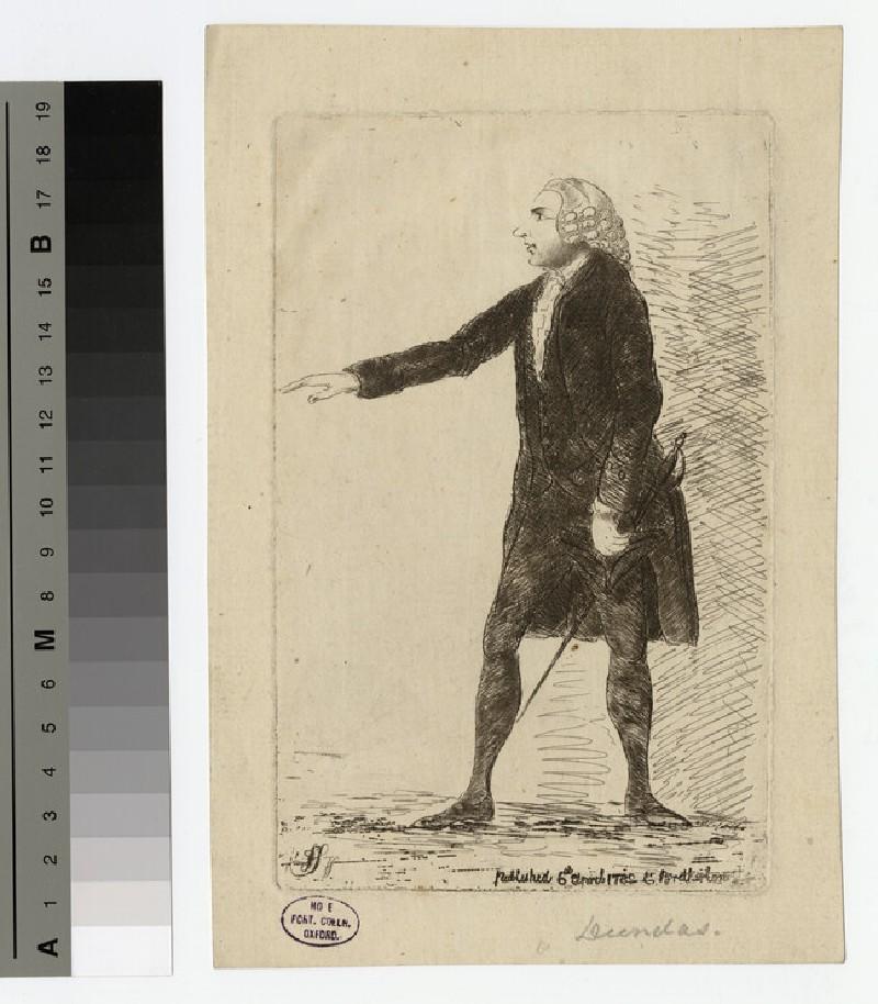 Portrait of Dundas (WAHP15594)