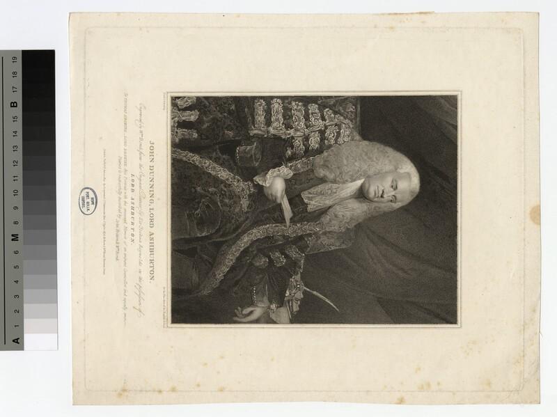 Portrait of Lord Ashburton (WAHP15606)