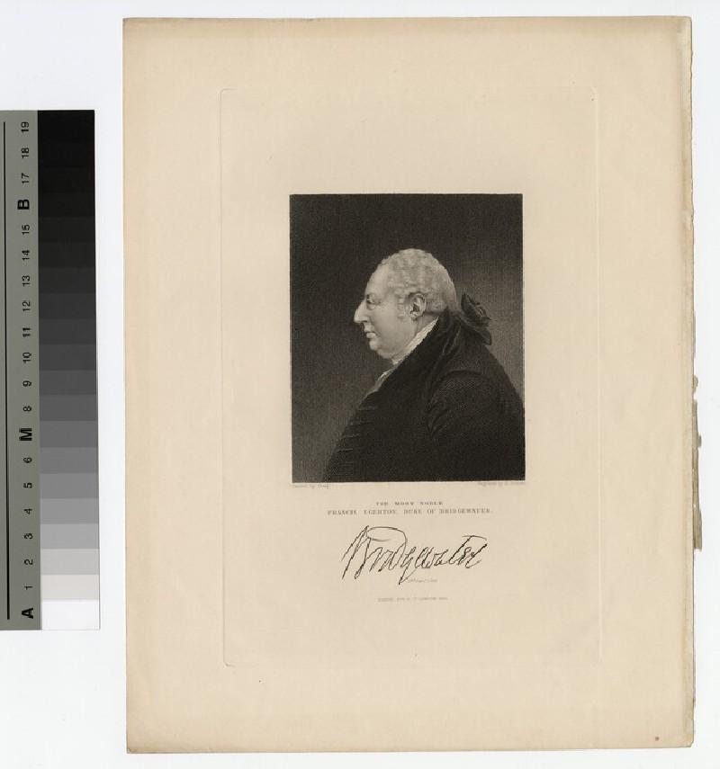 Bridgewater, 3rd Duke