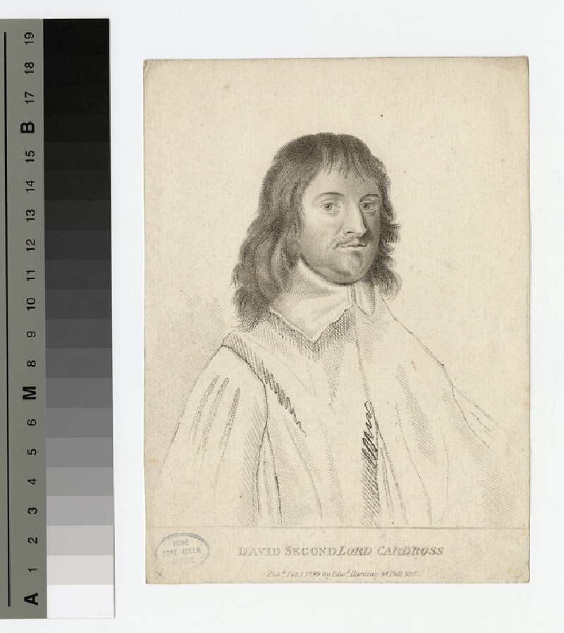 Cardross, 2nd Lord (WAHP15650.2)