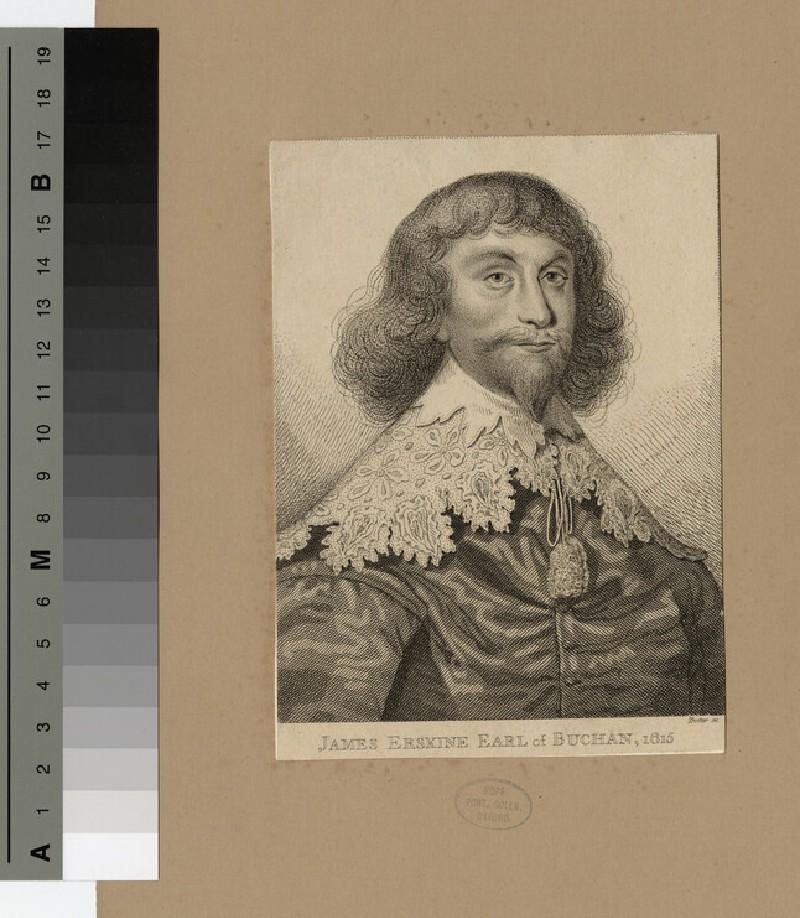 Portrait of Earl Buchan (WAHP15656)