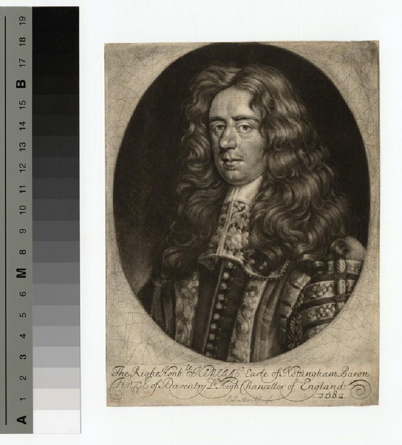 Portrait of 1st Earl Nottingham