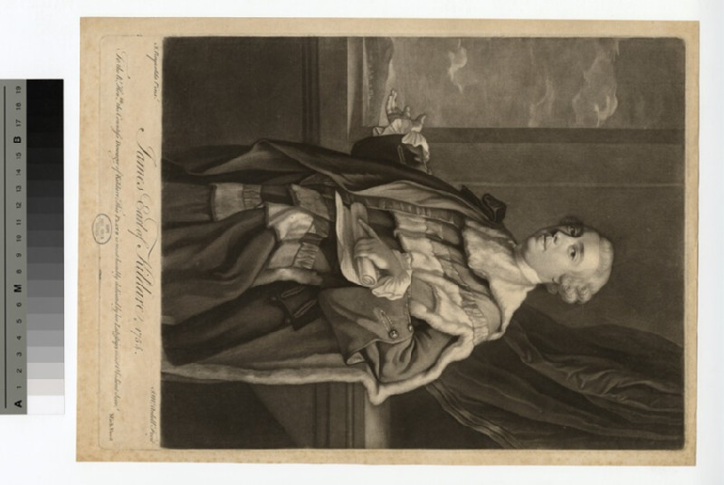 Portrait of Earl of Kildare (WAHP15728)