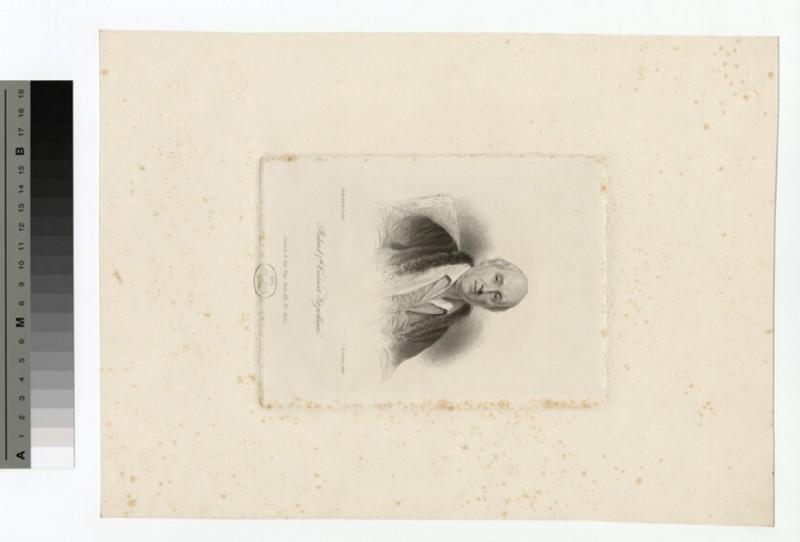 Portrait of Fitzwilliam