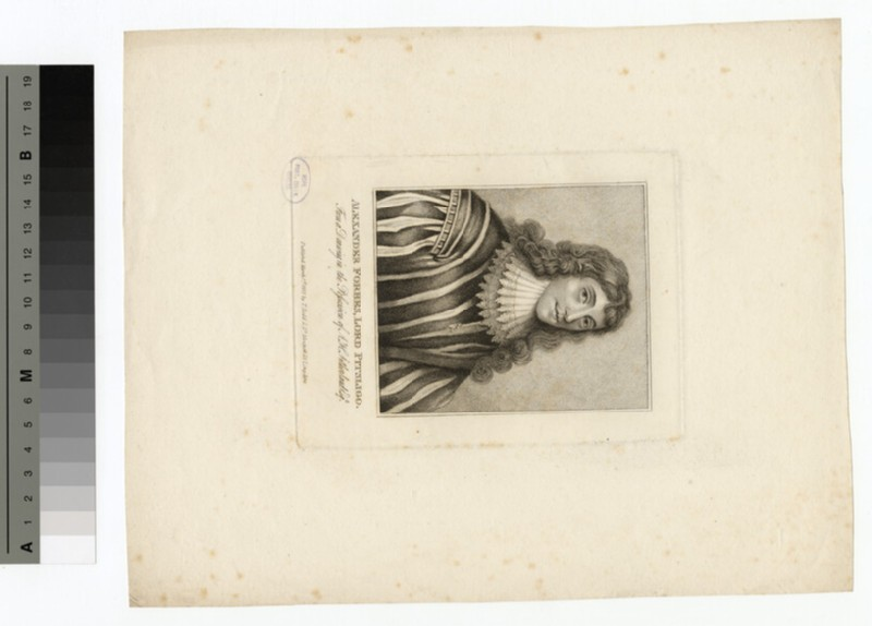 Portrait of Lord Pitsligo