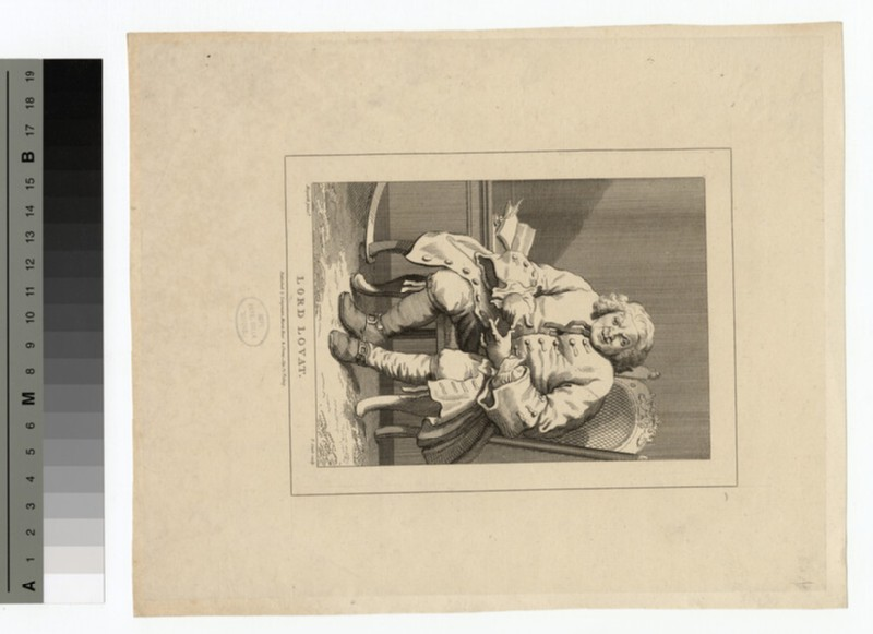 Portrait of Lovat (WAHP15790)