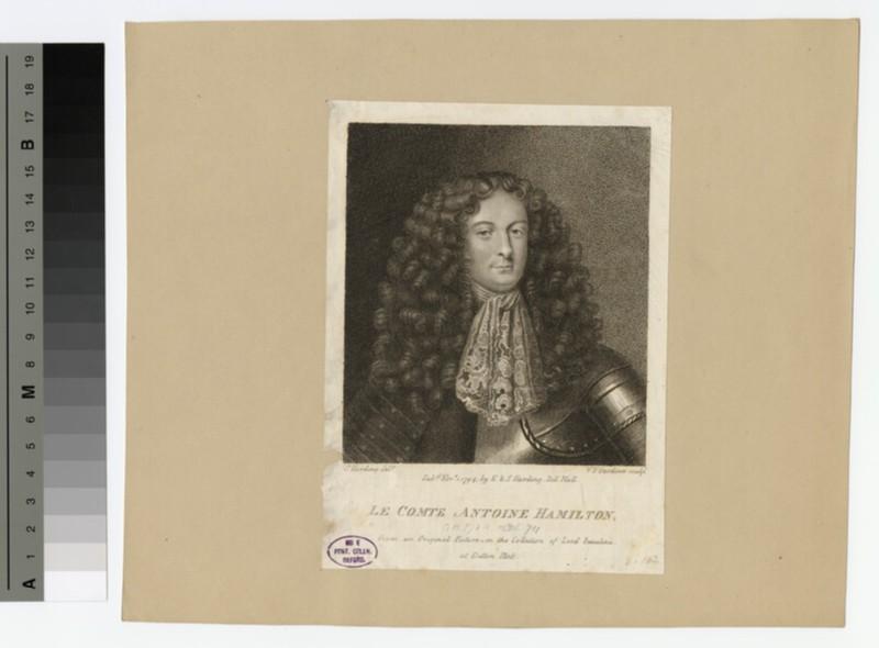 Portrait of A. Hamilton