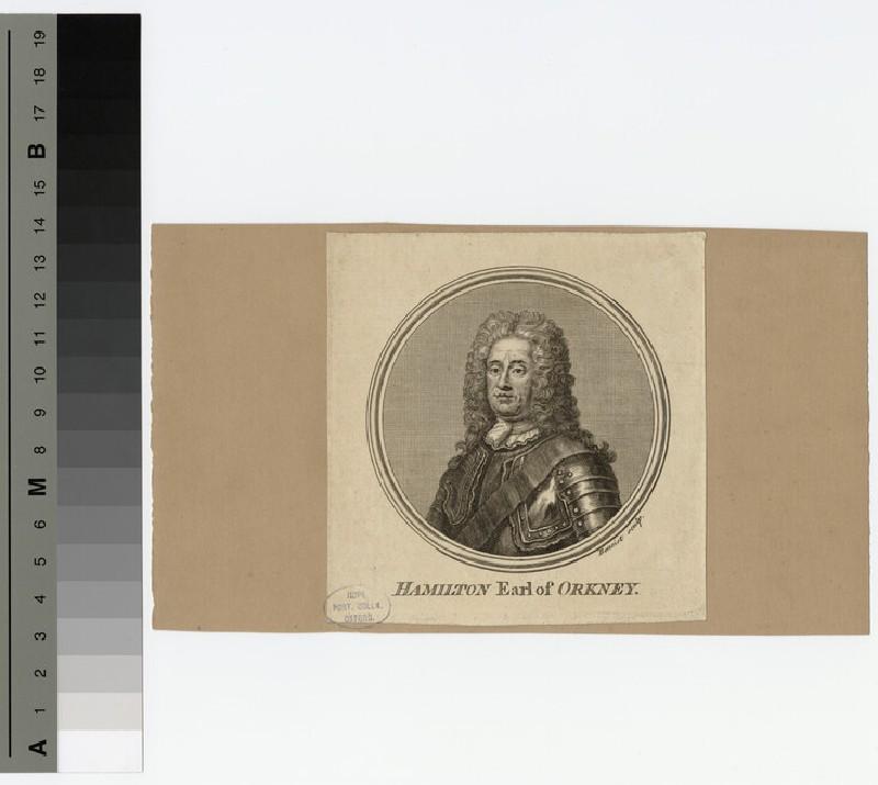 Portrait of Earl Orkney (WAHP15814)
