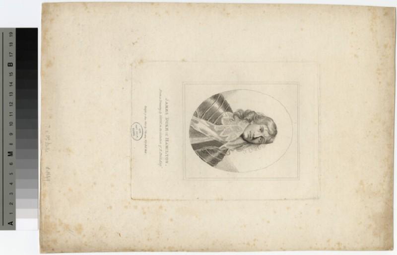 Portrait of James Hamilton, 1st Duke of Hamilton