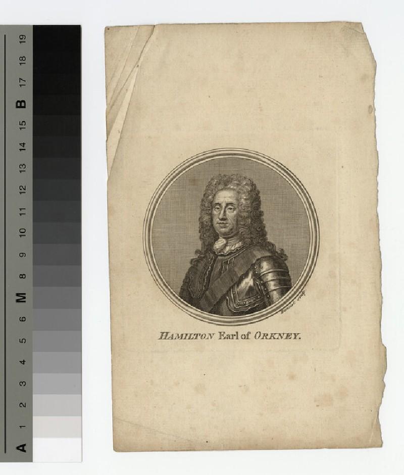 Portrait of Earl of Orkney (WAHP15844)