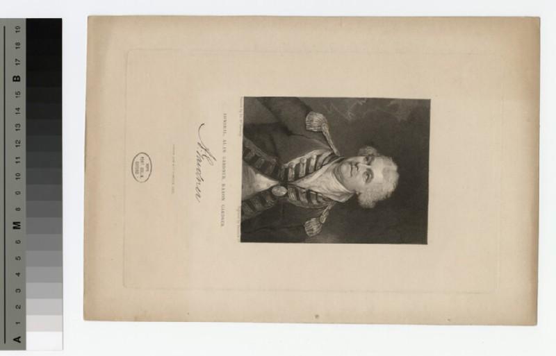 Portrait of Lord Gardner (WAHP15863)