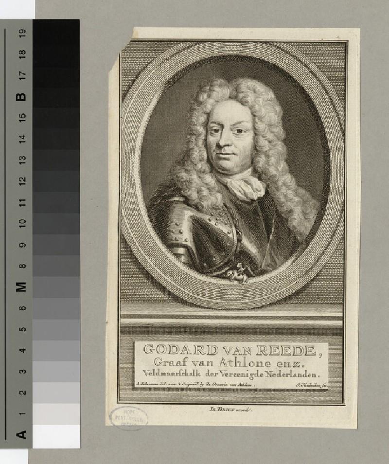 Portrait of Alexander Cambridge, 1st Earl of Athlone