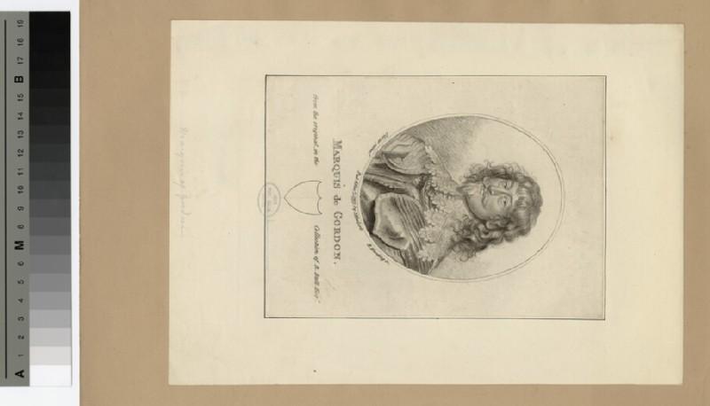 Portrait of Marquis Gordon