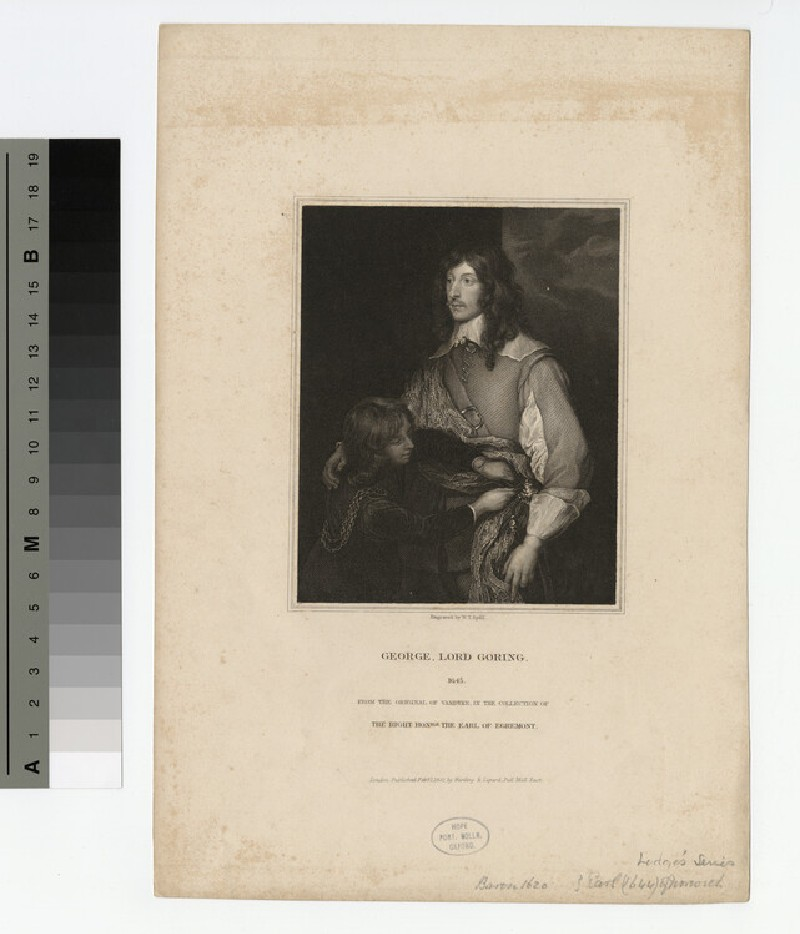 Portrait of Lord Goring (WAHP15919)
