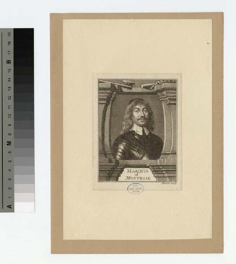 Portrait of Montrose