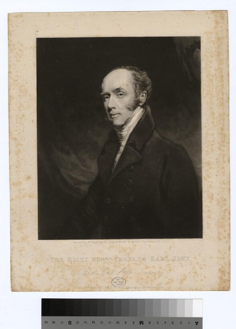 Portrait of Charles Grey, 2nd Earl Grey (WAHP16007)