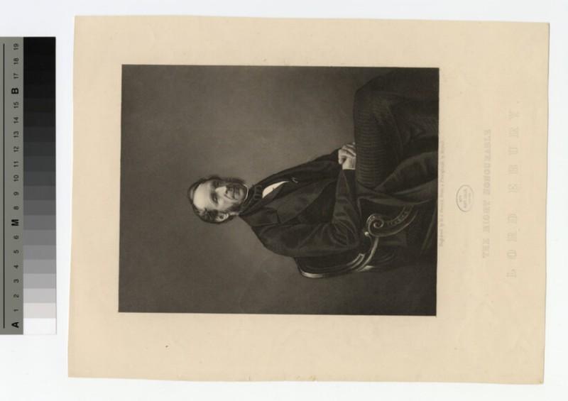 Portrait of Lord Ebury (WAHP16052)