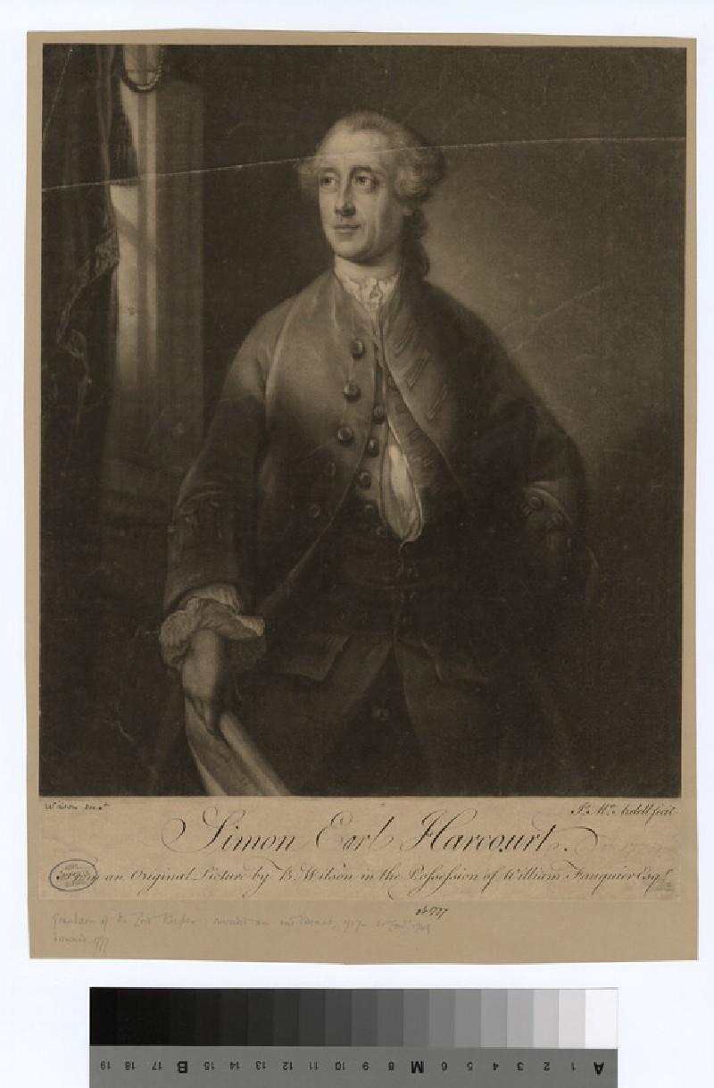 Harcourt, 1st Earl