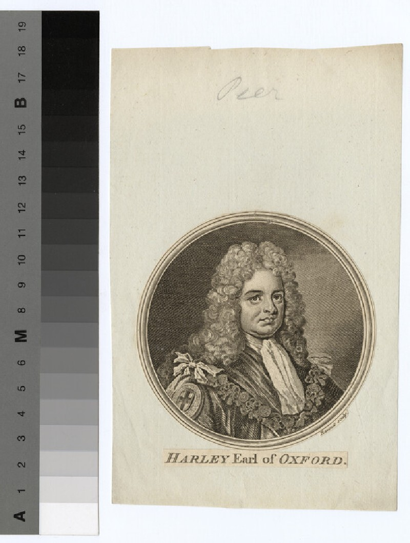Oxford, Earl of (Harley)