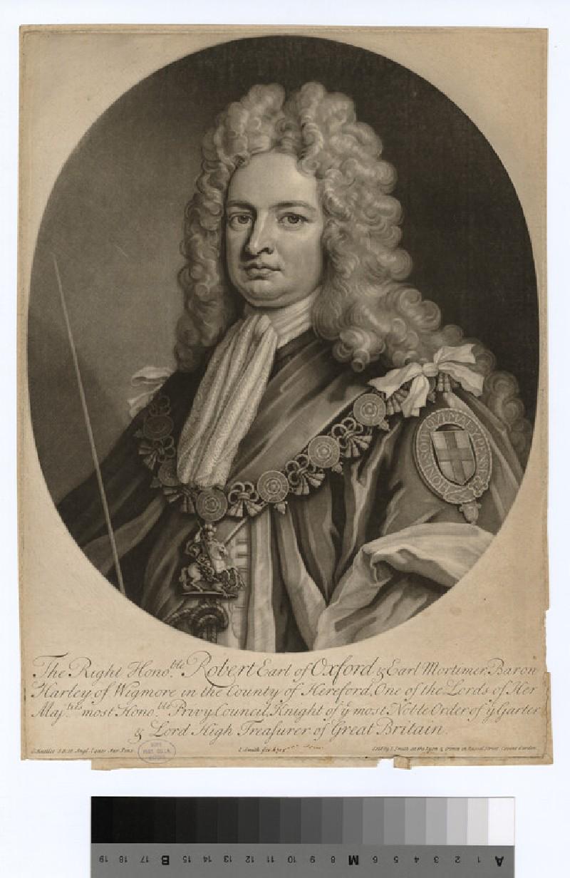 Oxford, 1st Earl (Harley) (WAHP16099.1)