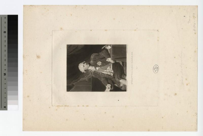 Portrait of James Harris (WAHP16101)