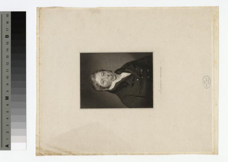 Portrait of Theophilus Henry Hastings, de jure 11th Earl of Huntingdon