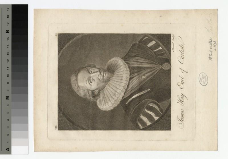 Portrait of Earl Carlisle