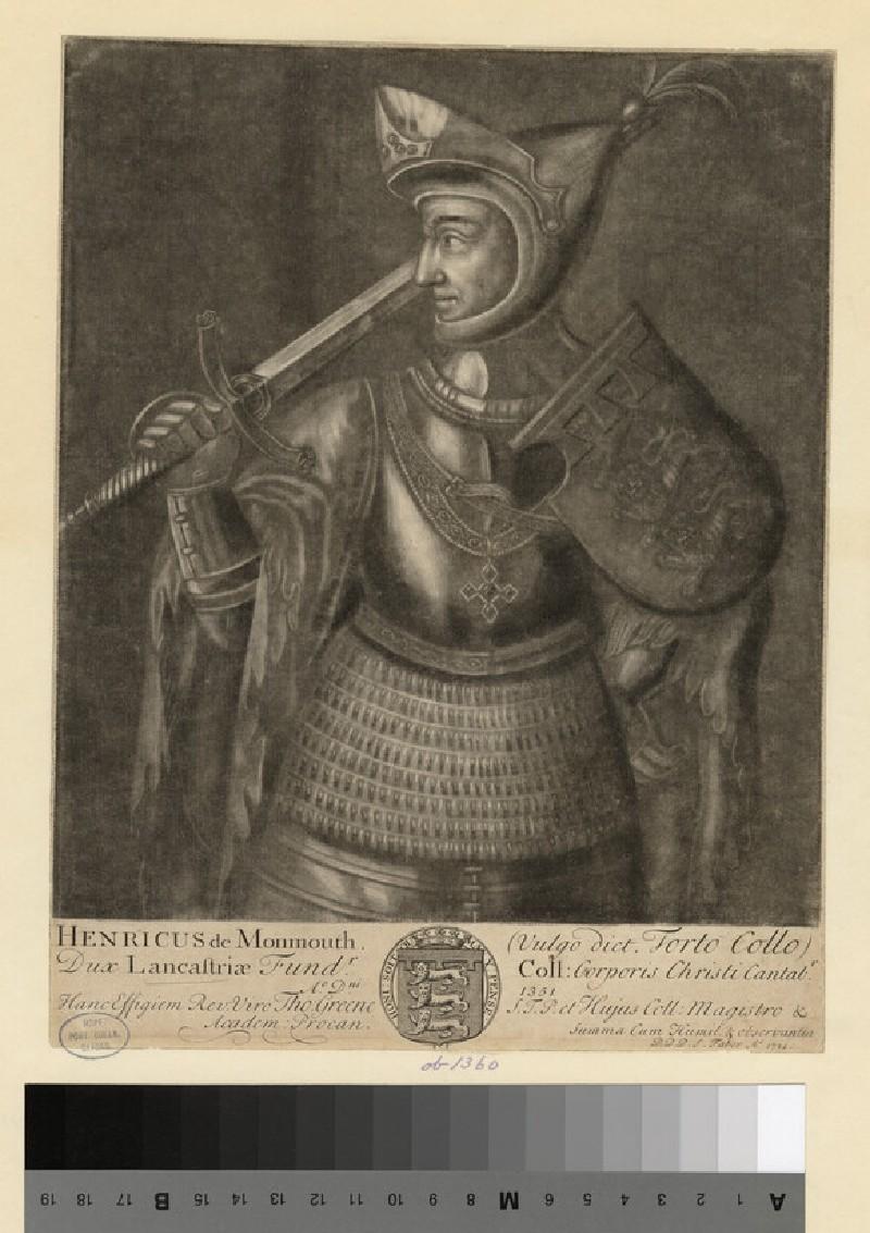 Lancaster, Henry, Duke of (WAHP16136.1)