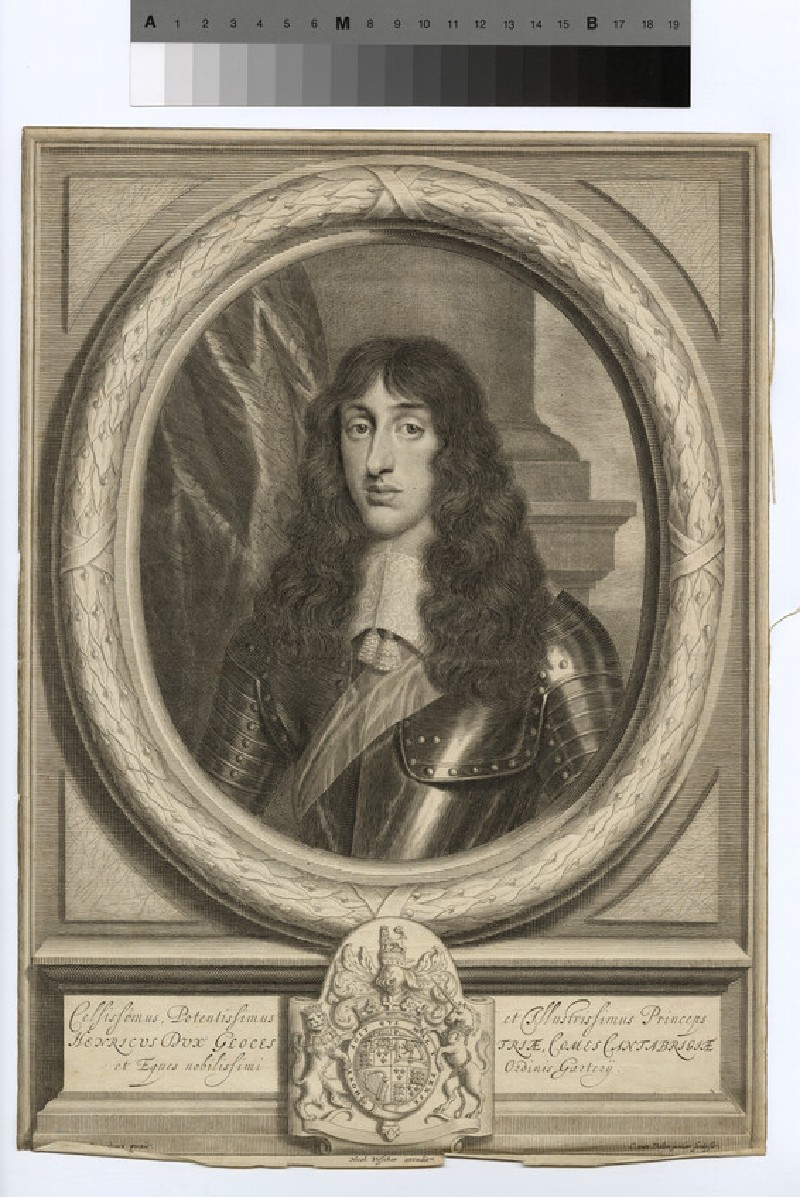 Portrait of Henry, Duke of Gloucester