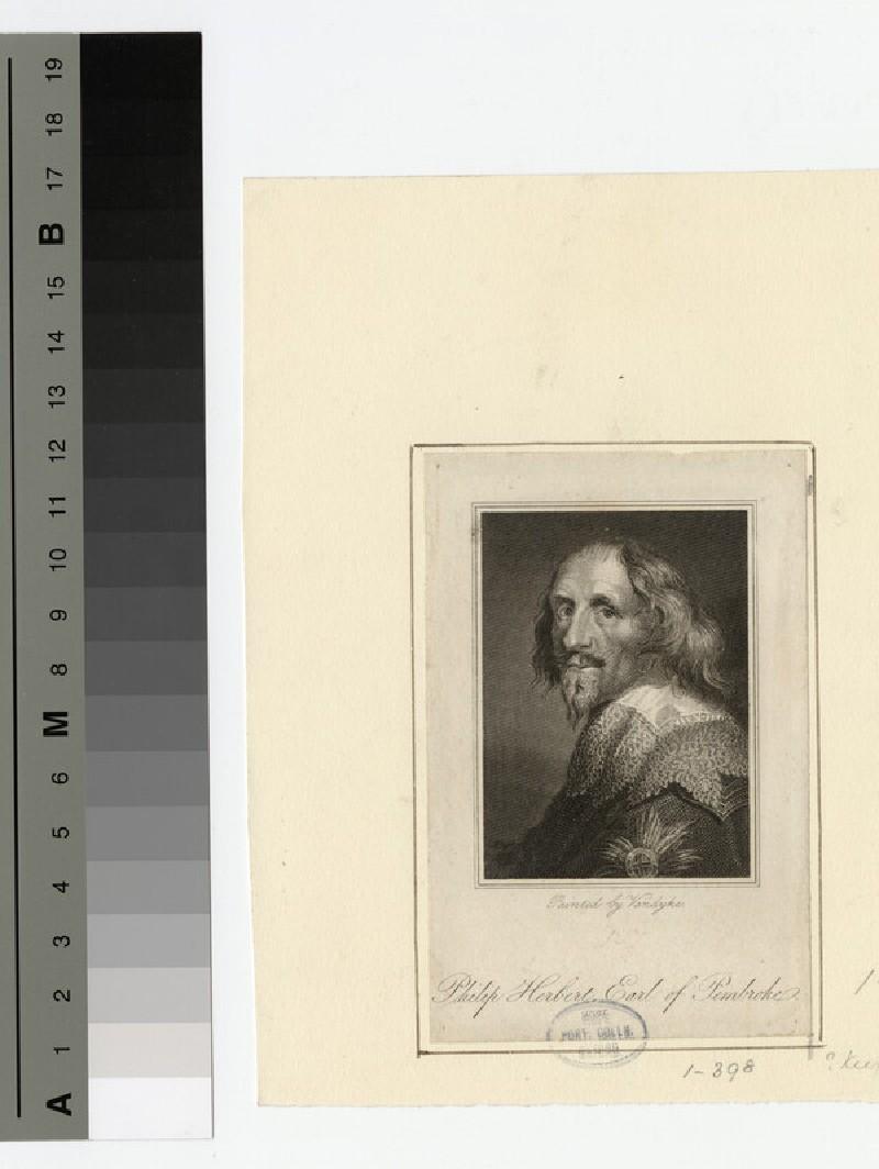 Portrait of Philip Herbert, 4th Earl of Pembroke (WAHP16164)