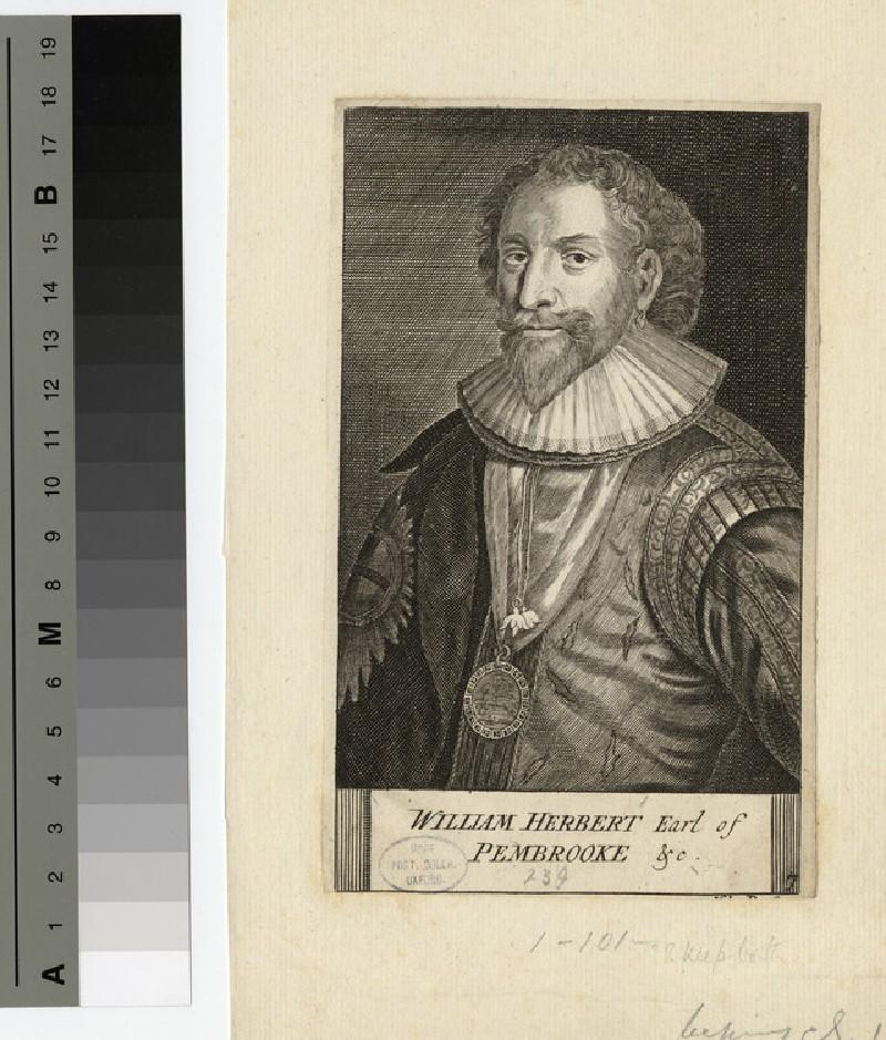 Pembroke, 3rd Earl (WAHP16170.2)
