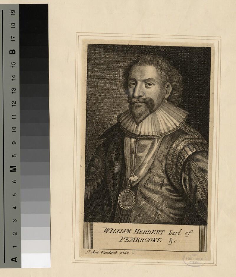 Pembroke, 3rd Earl (WAHP16170.3)
