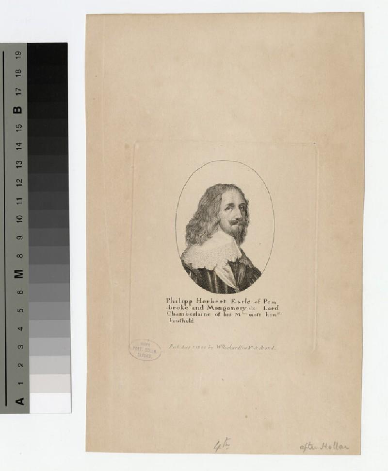 Portrait of Philip Herbert, 4th Earl of Pembroke