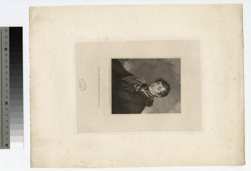 Portrait of A. M. C. Hill (WAHP16196)