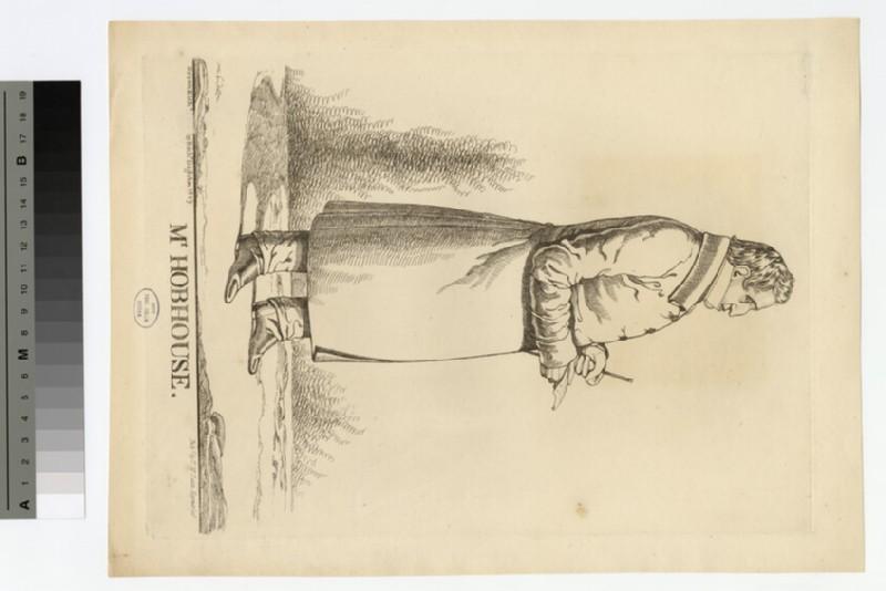 Portrait of J. C. Hobhouse