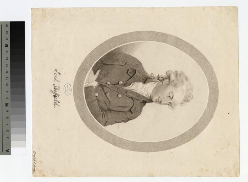 Portrait of 1st Earl Sheffield