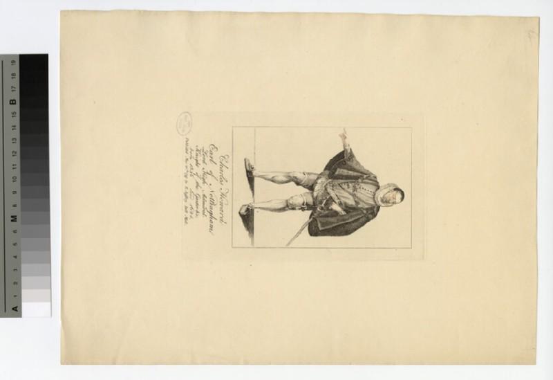 Portrait of Charles Howard, 1st Earl of Nottingham (WAHP16237)