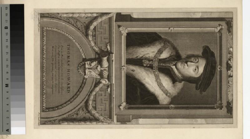 Norfolk, 3rd Duke (WAHP16252.2)