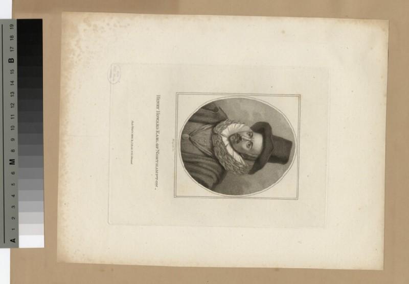Portrait of Earl Northampton (WAHP16280)
